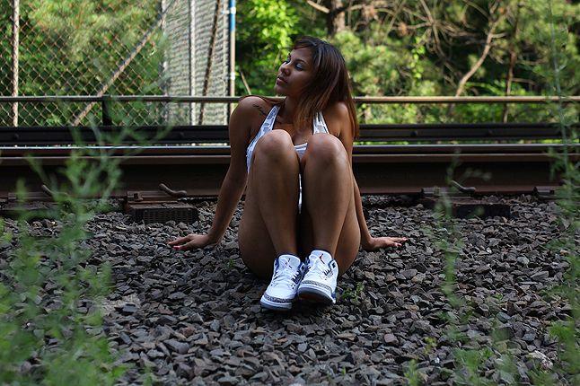Ericka Female Air Jordan Collector 22 1