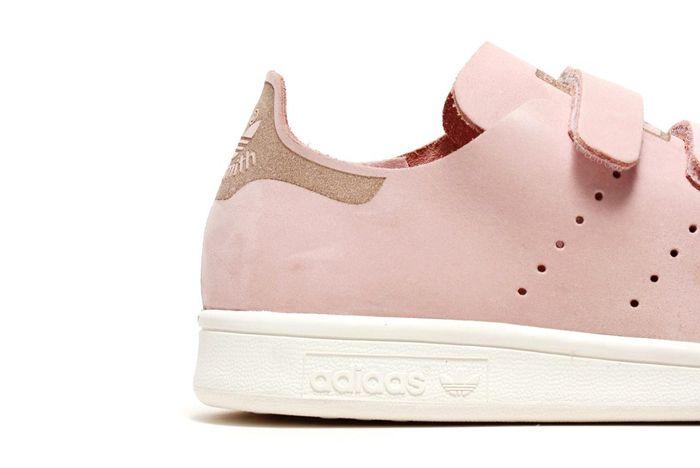 Adidas Stan Smith Cf Vapour Pink 3