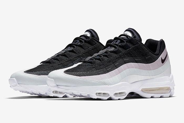 Nike Air Max 95 Ultra Essential Black White 7