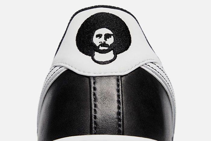 Colin Kaepernick Nike Air Force 1 True To 7 Heel 2