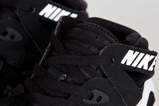 Nike Air Trainer Max 91 Black N White 1