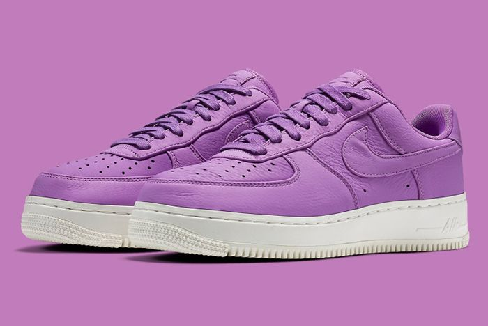 Nike Lab Reveals New Air Force 1 Colourways For 20175