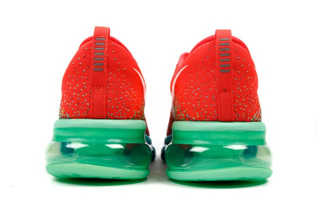 Nike Flyknit Max Summer Colour Collection 10