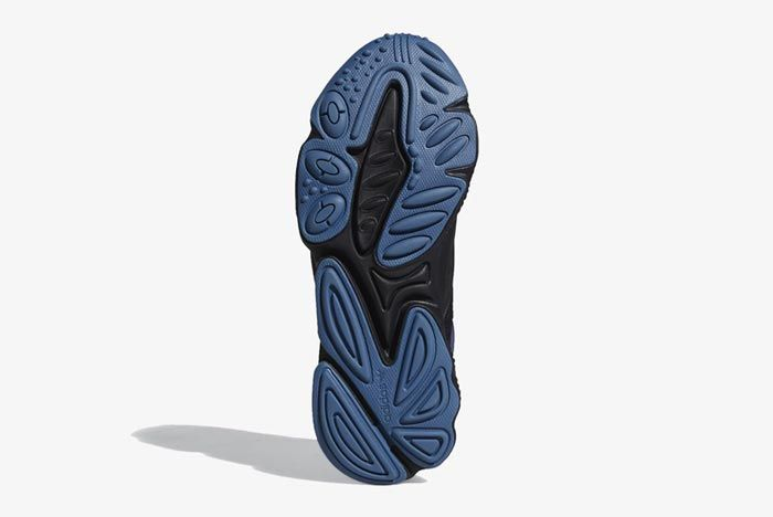 Pusha T Adidas Ozweego Cod Outsole