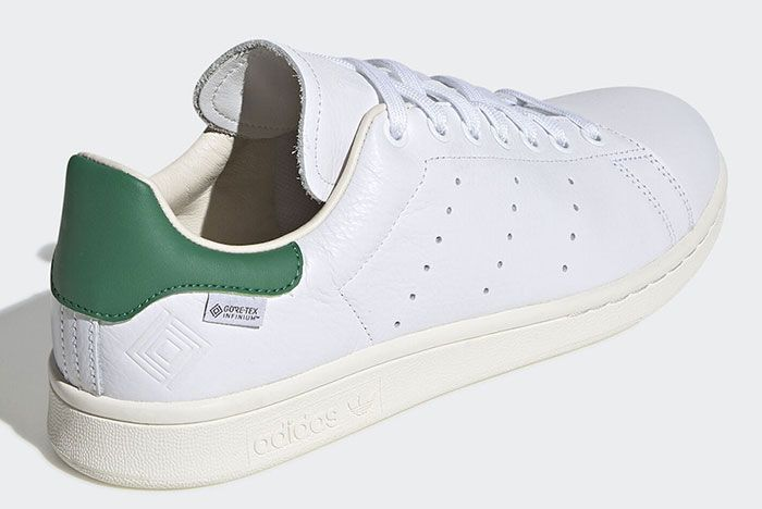 Adidas Stan Smith Gore Tex Fu8926 Rear Angle