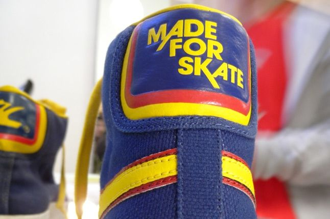 Made For Skate The Book Interview 5