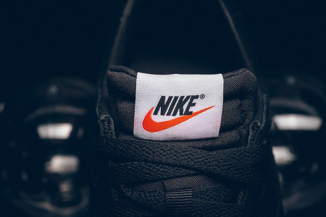 Nike Ld Zero Suede Navy Black 4