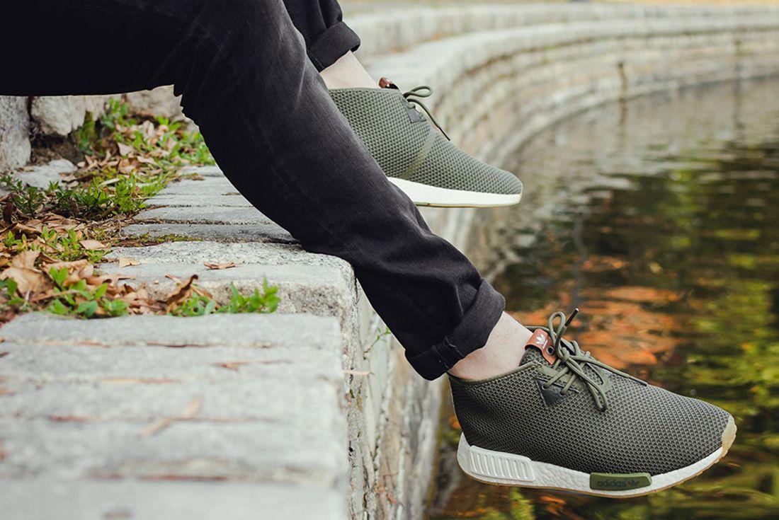 End X Adidas Sahara Collection Nmd