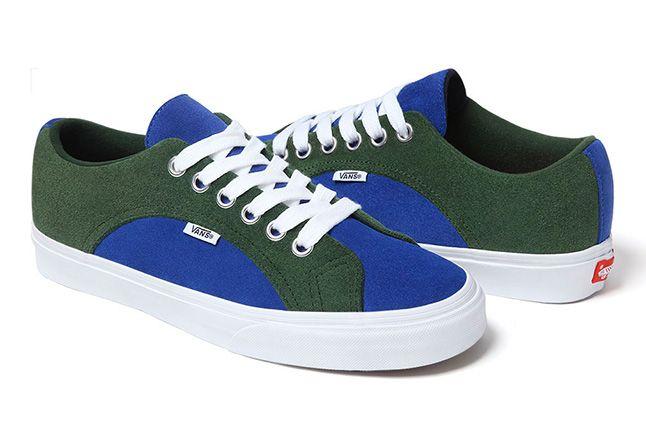 Supreme Vans Lampin Pack Green 1