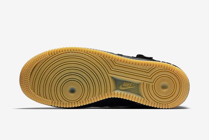 Nike Sf Air Force 1 Black 4