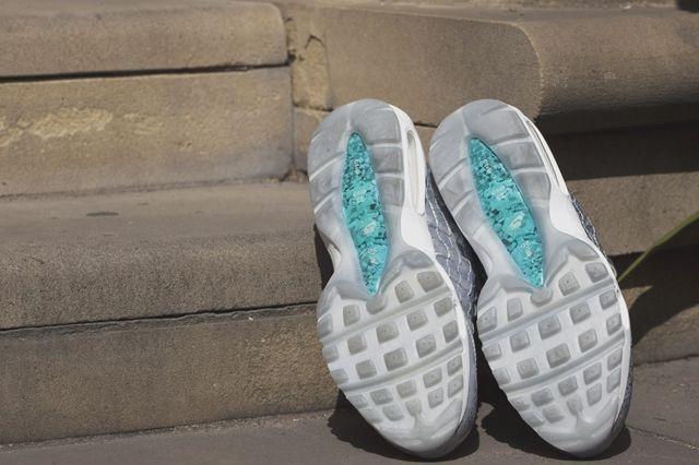 Nike Am95 Platinum Footpatrol 2