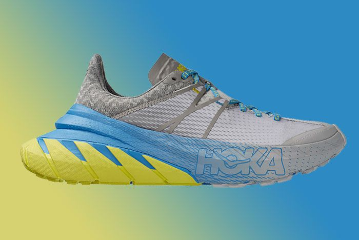Hoka One One Tennine Lateral