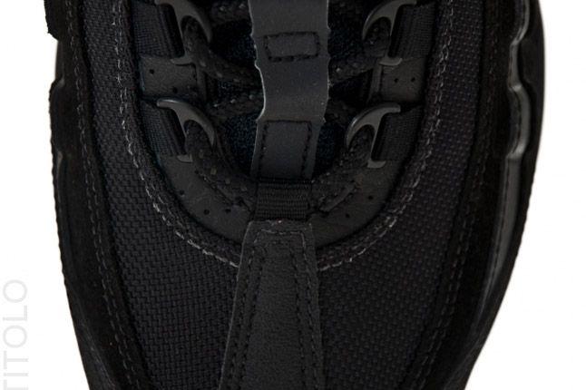 Air Max 95 Premium Black Laces 1