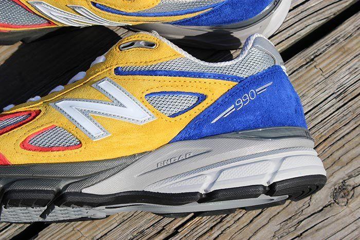 Shoe City X Eat X New Balance 990 V4 9