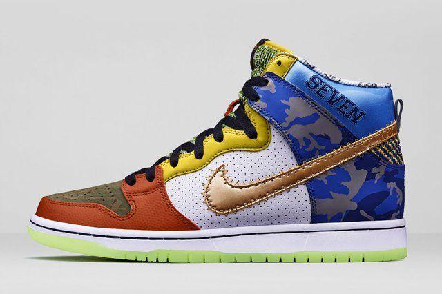 Nike Sb What The Doernbecher 5