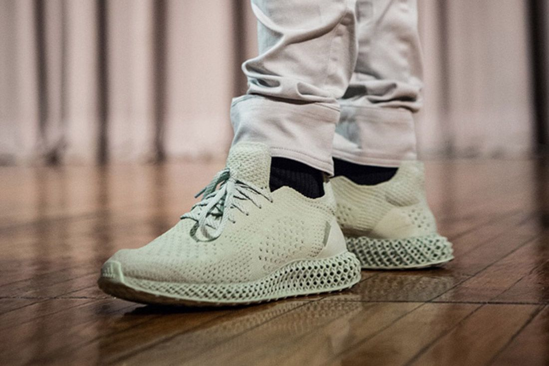 2 1 Daniel Arsham Adidas Futurecraft 4D Sneaker Freaker