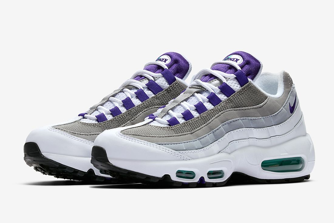 Nike Air Max 95 Grape Header