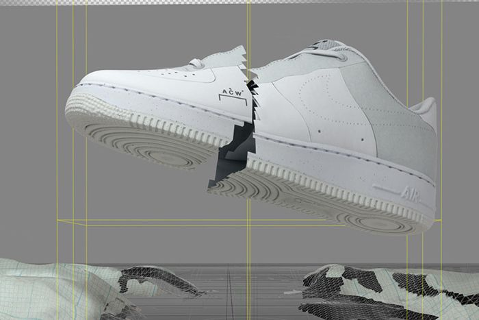 A Cold Wall Nike Air Force 1 Low Flyleather Official 1
