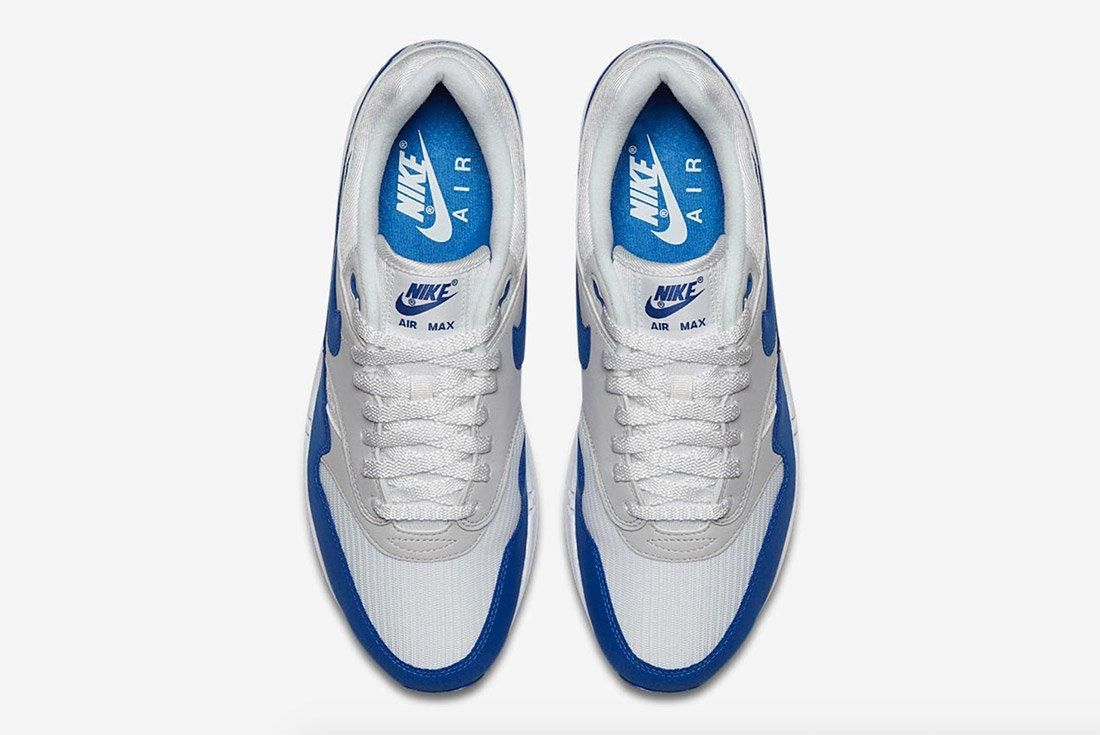 Nike Air Max 1 Og Retro Game Royal Blue 2