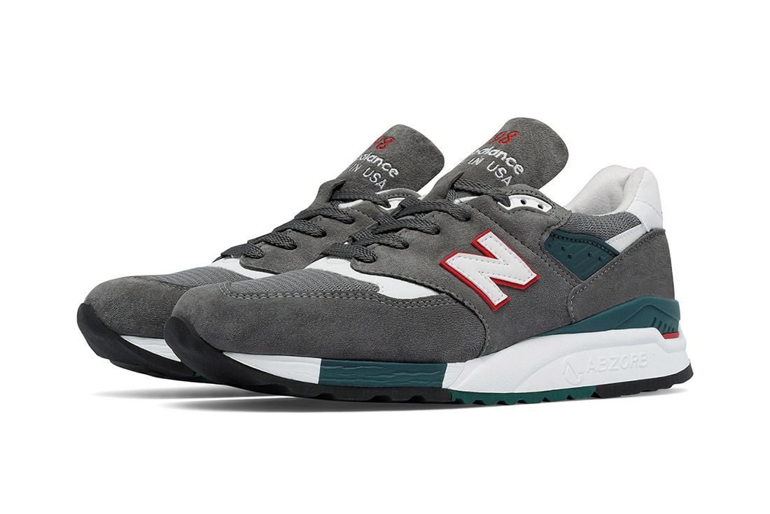 New Balance Made In Usa Connoisseur 998 1