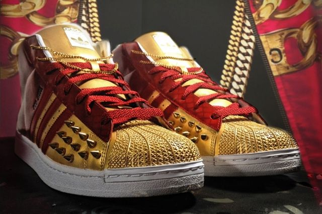 Adidas Originals Pro Model For 2 Chainz By Mache Custom