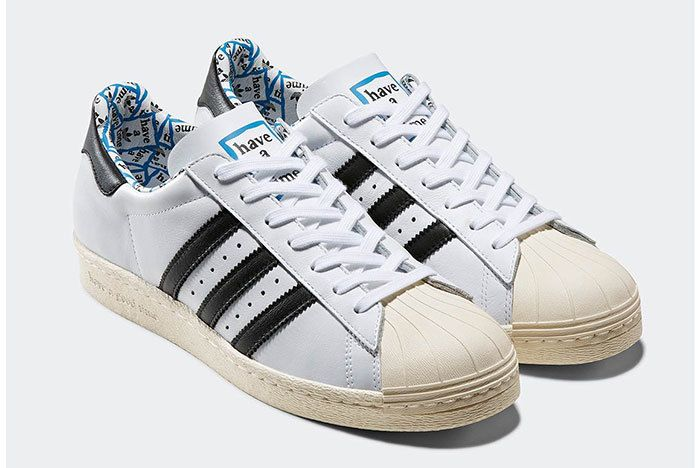 Have A Good Time Adidas Superstar 2