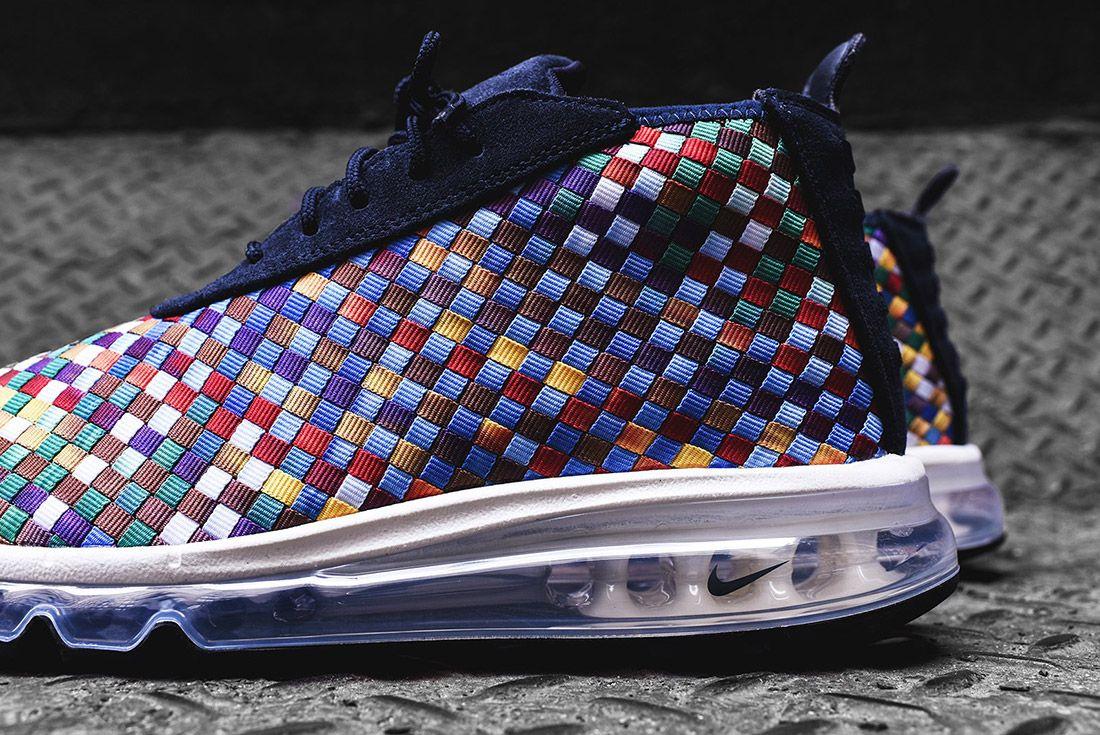 Nike Air Max Woven Boot Multicolour 2 1