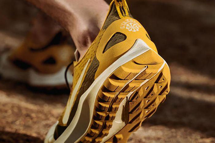 Nike Gyakusou Air Zoom Pegasus Trail 36 Gold Release Date Hero