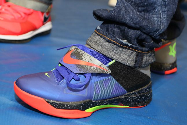 Sneaker Con Charlotte Nike Zoom 1