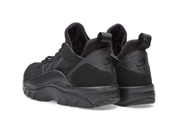 Nike Air Trainer Huarache Low Black Black 1