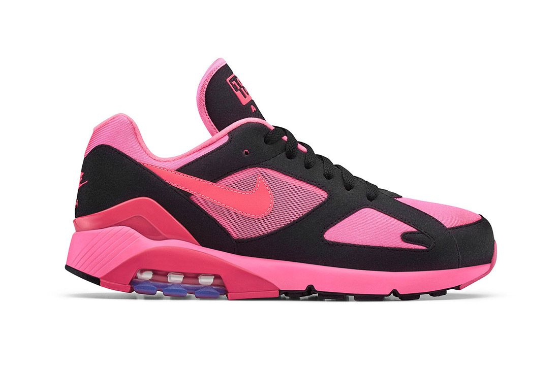 3 Comme Des Garcons Nike Air Max 180