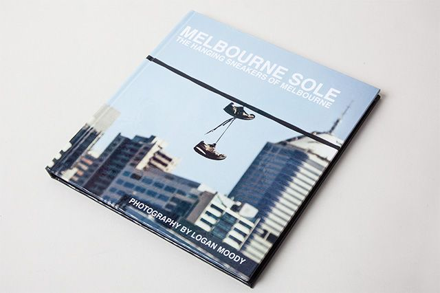 Melbourne Sole Book Logan Moody 20131
