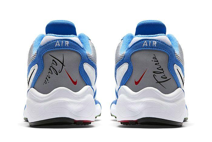 Nike Air Zoom Talaria White Blue 3