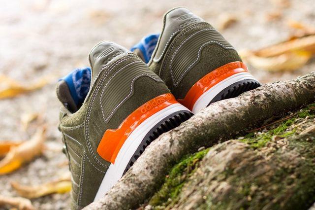 Adidas Originals Zx 700 Oak Heels