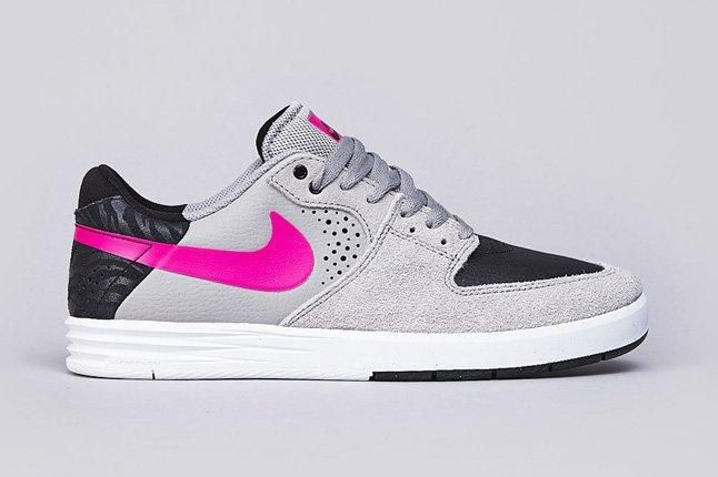 Nike Sb Paul Rodriguez 7 Low Pink Foil 1