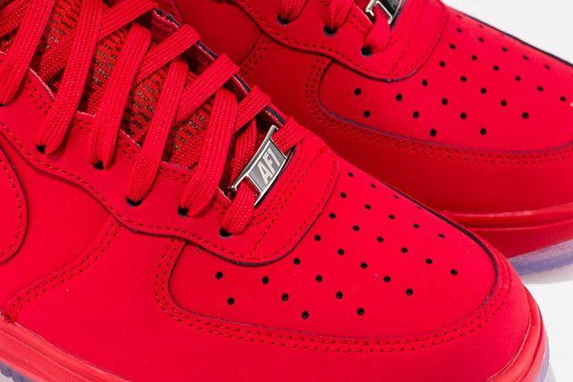 Nike Lunar Force 1 Hi 14 Red