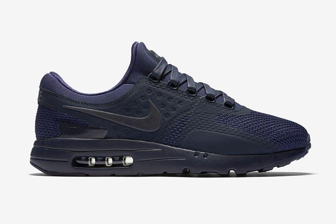 Nike Air Max Zero Blue 2