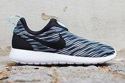 Nike Roshe Run Slip On Thumb