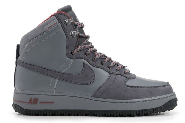 Nike Air Force 1 Deconstruct Boot Grey 1