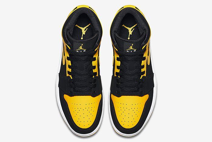 The Air Jordan 1 Mid New Love Finally Hits Retailers7