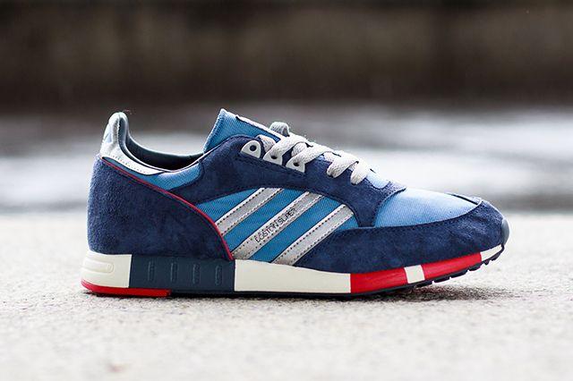 Adidas Originals Boston Super Stonewash Blue 6