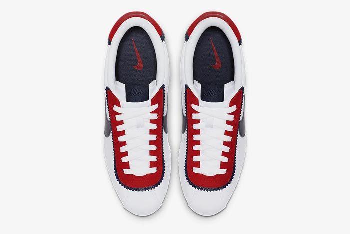 Nike Cortez Basic Se University Red Top