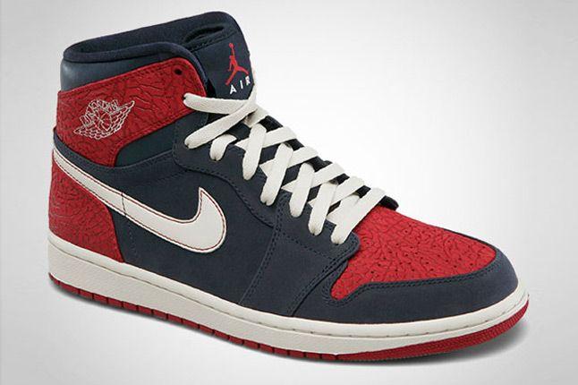 Nike Air Jordan 1 High Obsidiangymred Elephant Quater 1