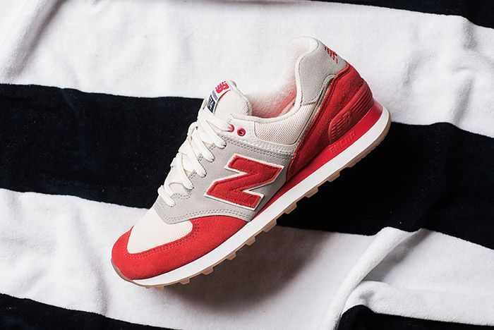 New Balance 574 Terry Cloth Pack 2