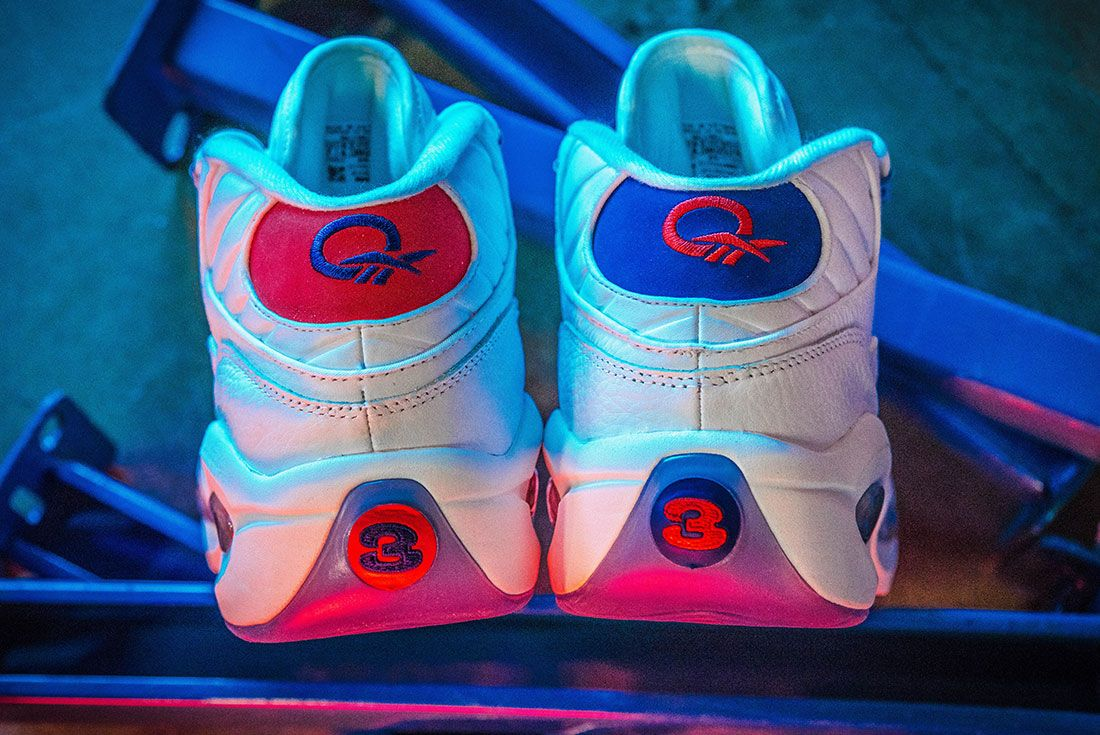 Reebok Question Mid Double Cross Sneaker Freaker Hero Shot2