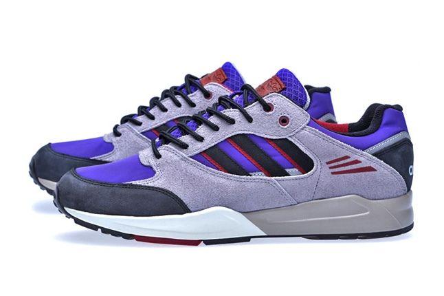 Adidas Tech Super Blast Purple Profile 1