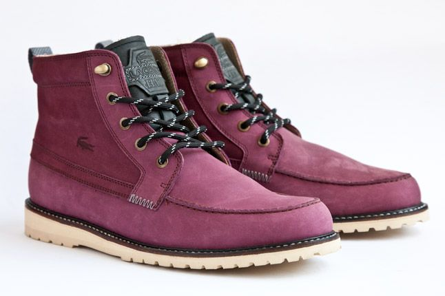 Hal Lacoste Boot 2