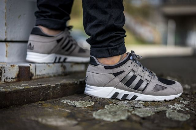 Adidas Eqt 93 Grey Feather 2