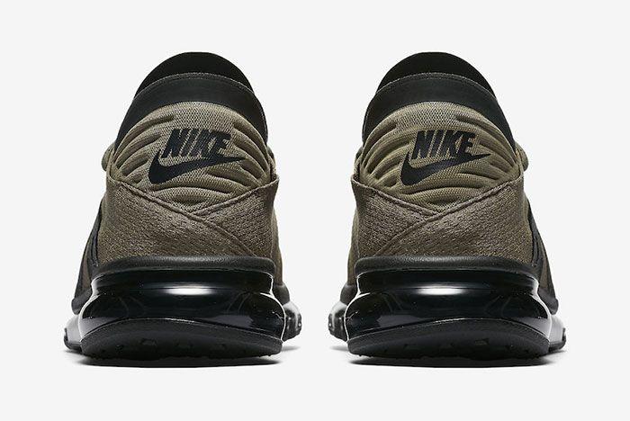 Nike Air Max Flair Medium Olive Black 5
