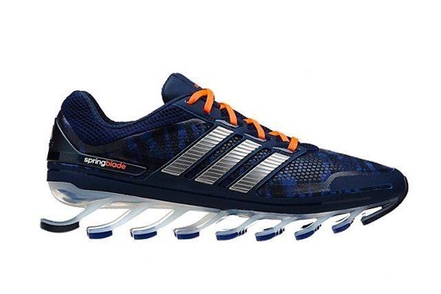 Adidas Springblade Heroink Metalsilver 2